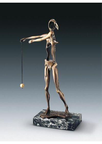 Salvador Dalí, 'Homage to Newton 向牛頓致敬', 1980
