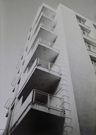 Günther Förg, 'from: Architektur II', 1993