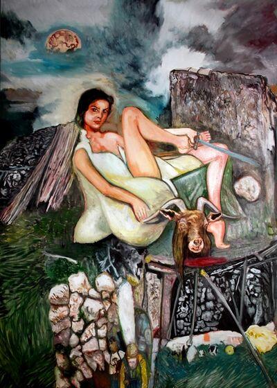JOSE SALES ALBELLA, 'LE BOUC EST MORT', 2019