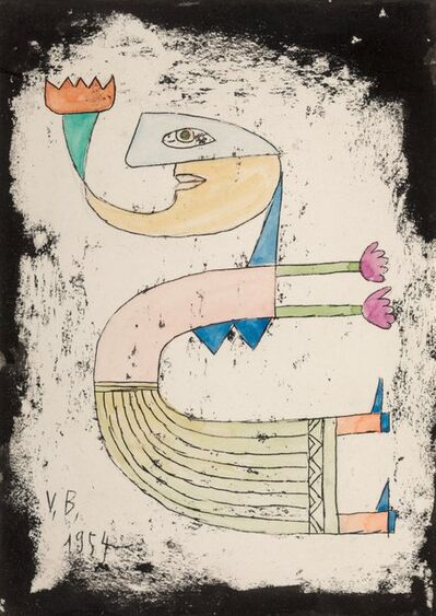 Victor Brauner, 'Untitled', 1954