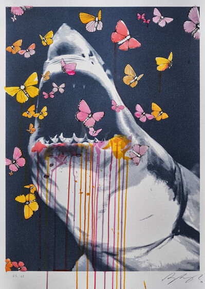 Sage Vaughn, 'Love Bites', 2011