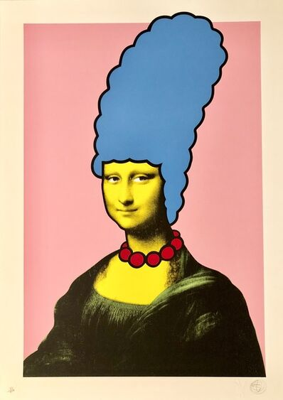 Nick Walker, 'Mona Simpson', 2006