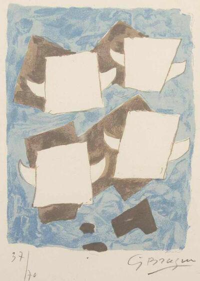 Georges Braque, ' Le tir à l'arc', 1960