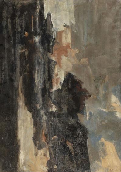 Paul Kallos, 'Composition', 1961