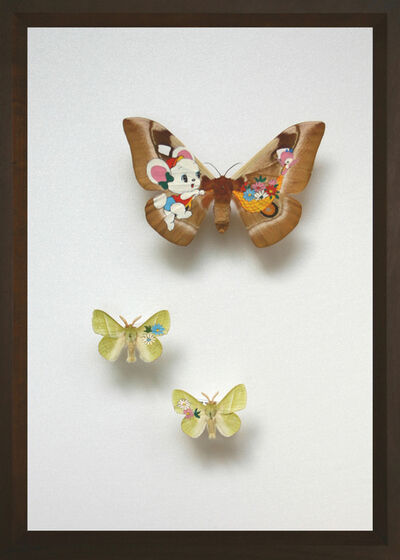 Akihiro Higuchi, 'Collection 0610', 2010