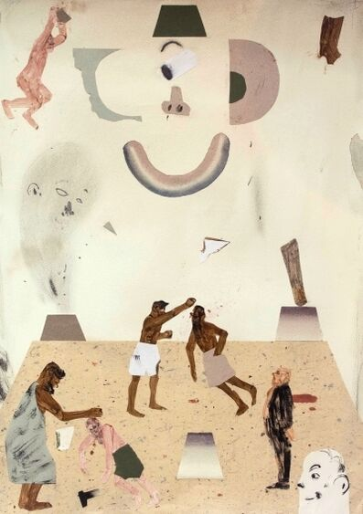 Guðmundur Thoroddsen, ' Dance of the Hooligans', 2016