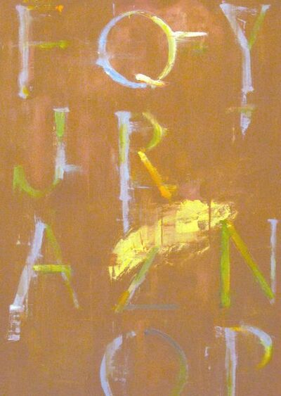 Kikuo Saito, 'Antique Moon', 2002