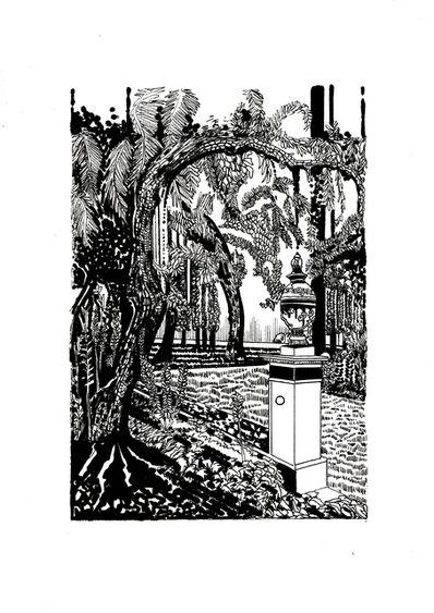 Chourouk Hriech, 'Souvenirs de Séville #3', 2019