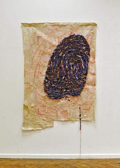 Wallen Mapondera, 'Deliberate Impressions', 2018