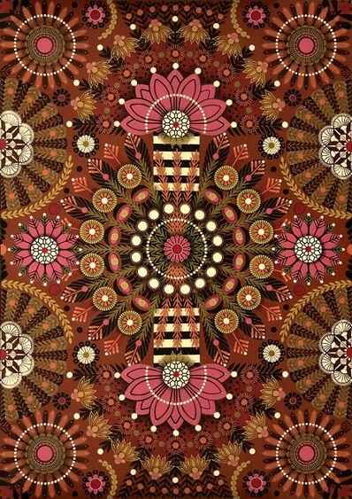 Koralie, 'Kaleidoscopic Nature #16', 2018