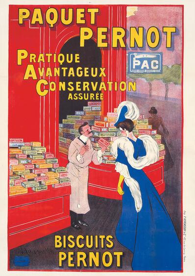 Leonetto Cappiello, 'Paquet Pernot.', 1912