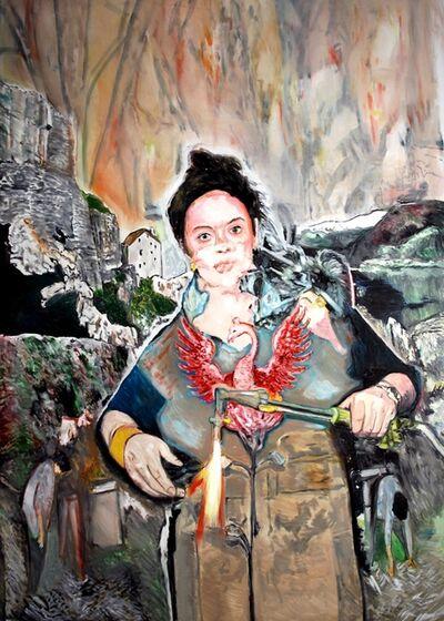 JOSE SALES ALBELLA, 'DE SES CENDRES', 2019