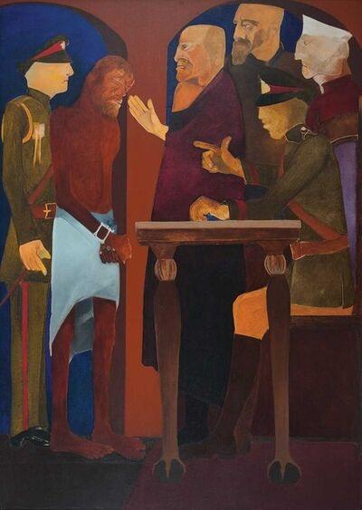 Krishen Khanna, 'Thou Sayest So', 1980
