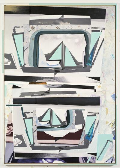 Luis Gordillo, 'Navegando', 2017-18