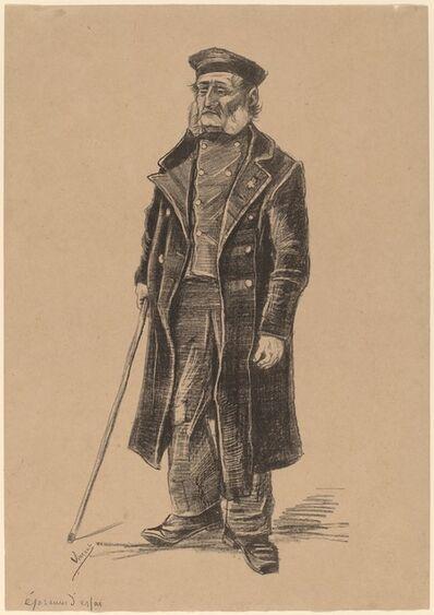 Vincent van Gogh, 'Orphan Man, Standing', 1882