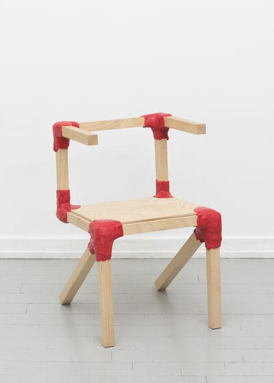 Jerszy Seymour, 'Workshop Chair', 2017