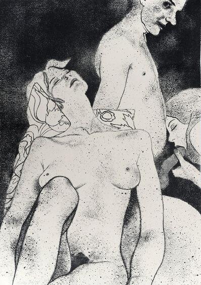 R. B. Kitaj, 'A Rash Act', 1975