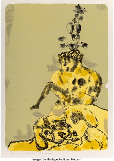 Francesco Clemente, 'Untitled', 1984