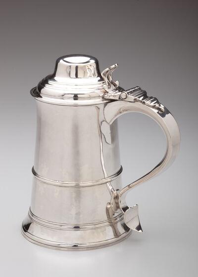 Hester Bateman, 'Tankard', 1788-1789