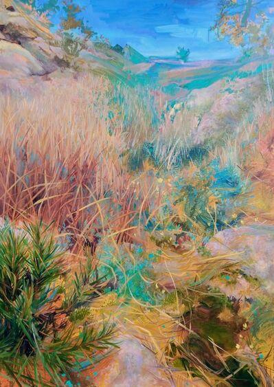 CHARIS J. CARMICHAEL BRAUN, 'Grasses Rising', 2020