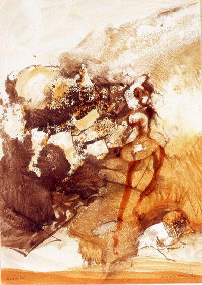 Dorothea Tanning, 'Lucidite', 1960