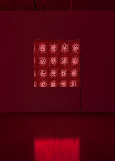 Tatsuo Miyajima 宮島 達男, 'Innumerable Life', 2020
