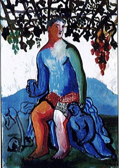 Sandro Chia, 'Giugno 2004', 2003