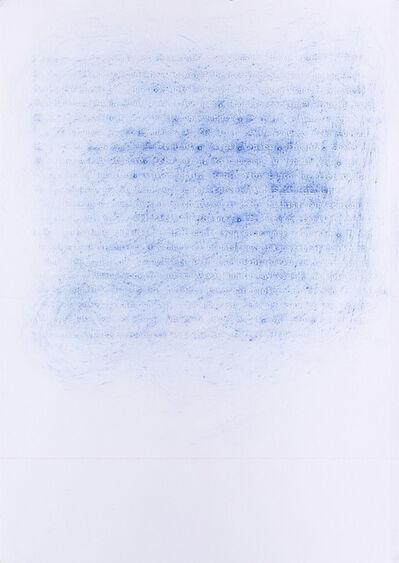 Naufus Ramírez-Figueroa, 'Blue Notes #1', 2012