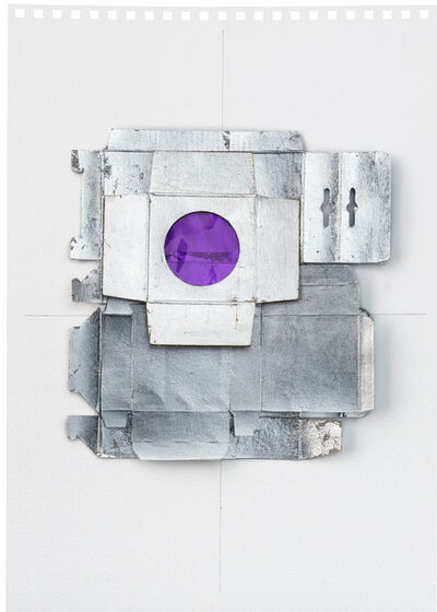 Rachel Whiteread, 'Untitled (Mauve)', 2012