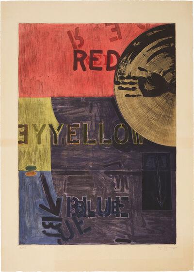 Jasper Johns, 'Periscope', 1981