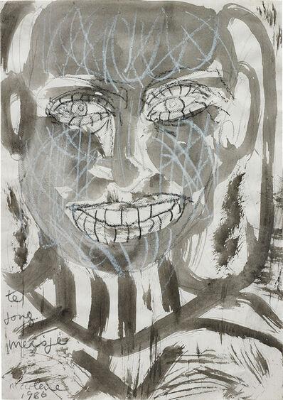 Marlene Dumas, 'Te Jong Meisje', 1986
