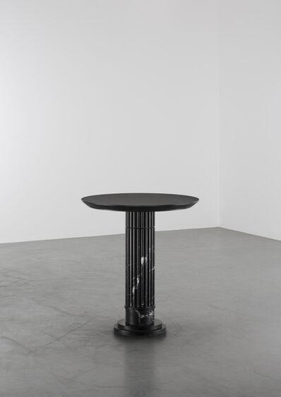 Karl Lagerfeld, 'Untitled VII (Side Table - H68 - Nero)', 2018