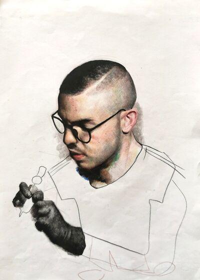 Luca Bartoli, 'Tatuatore', 2020