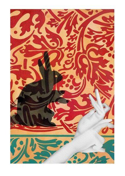 David Wharton, 'Shadow ... Rabbit'