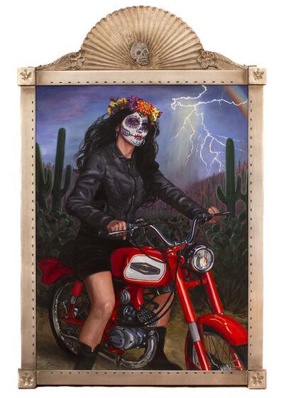 Brad Overton, 'Sonoran Shangri-La', 2019