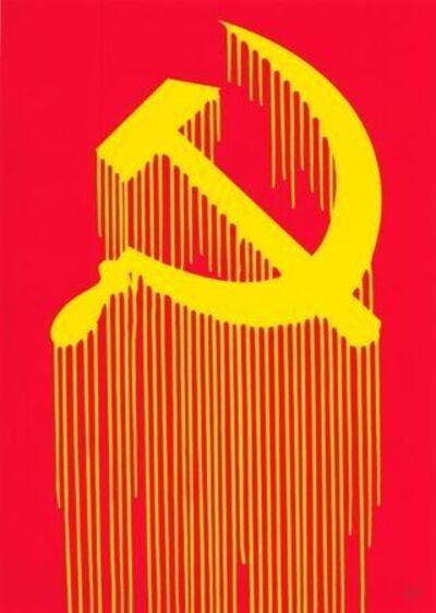 Zevs, 'CCCP - Liquidated Hammer and Sickle', Unknown