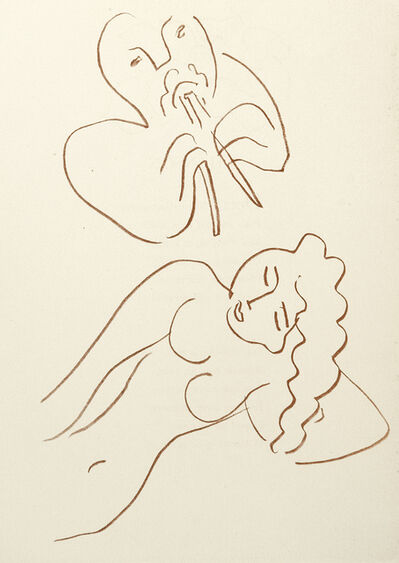 Henri Matisse, 'Untitled', 1948