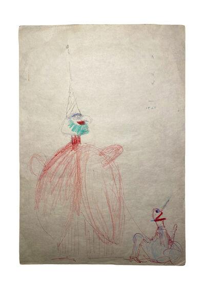 Ardeshir Mohassess, 'Untitled', 1974