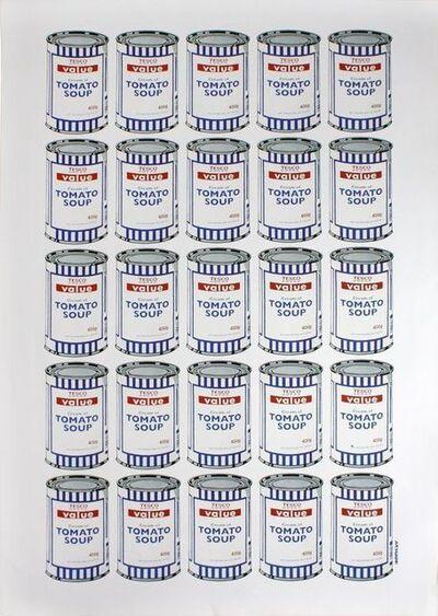 Banksy, 'Tesco Value Soup Cans', 2006