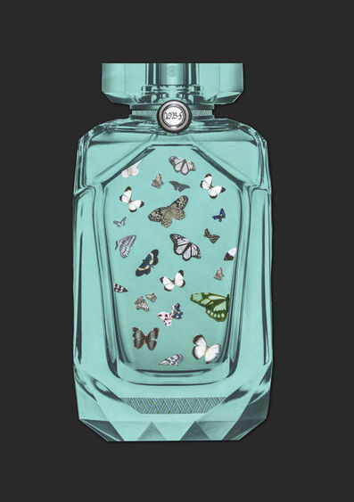 Patti Menkes, 'Parfum Butterflies', 2018