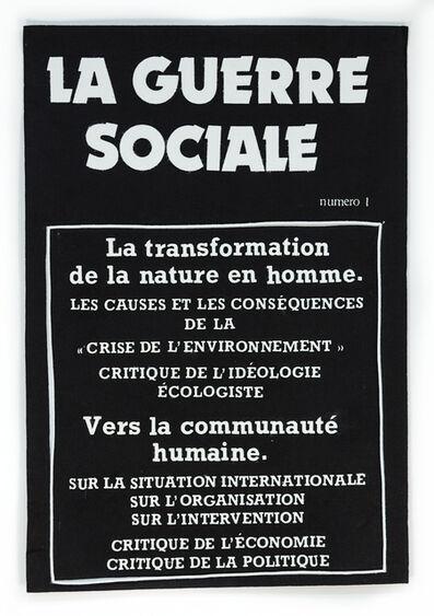 Elektra KB, 'La Guerre Sociale ', 2016