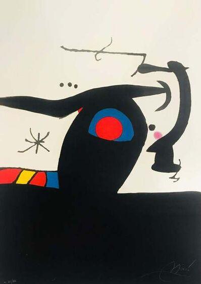 Joan Miró, 'Le Tambour-major (The Drum-Major)', 1978