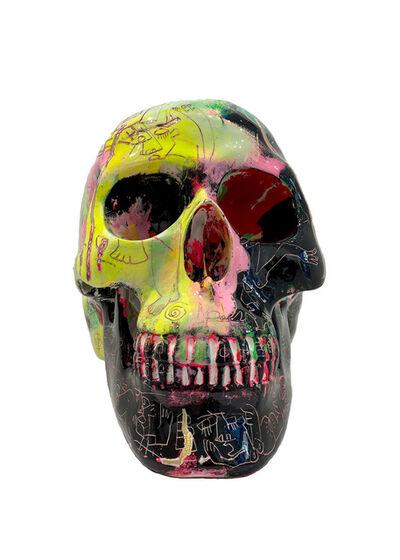 Julien Marinetti, 'Skull', GFA1393