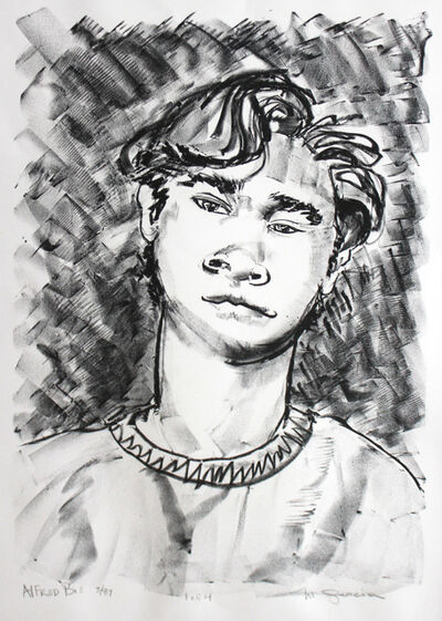 Margaret Garcia, 'Alfred Bie', 1987