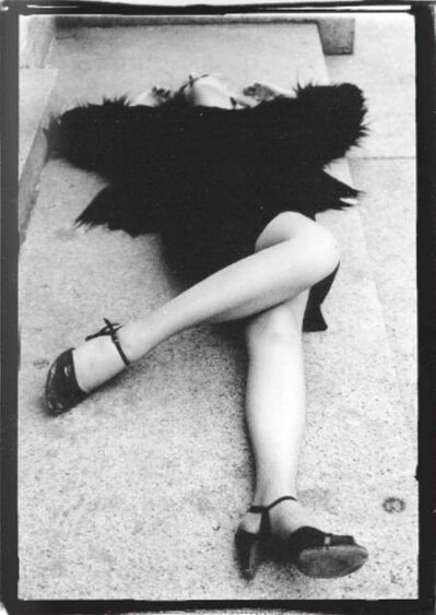 Gerard Malanga, 'Candy Darling's last hurrah to Hollywood', 1971