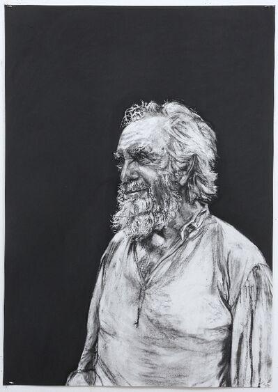 Sean Henry, 'Head Study (KL)', 2019