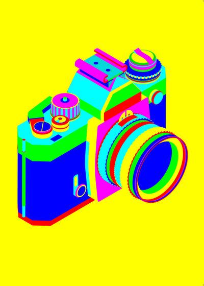 Steven Wilson, 'Nikon Camera', 2016