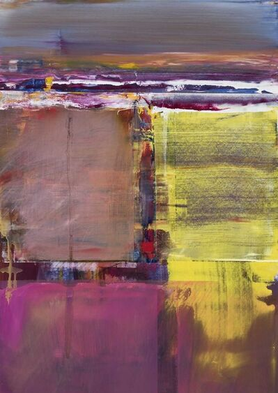 John Waller, 'Memory Self and Landscape 1 (framed)', 2019