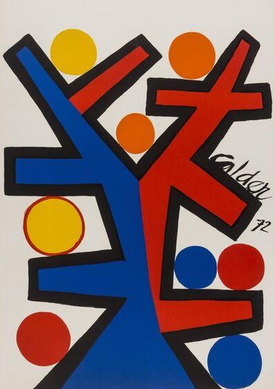 Alexander Calder, 'Tree', 1972