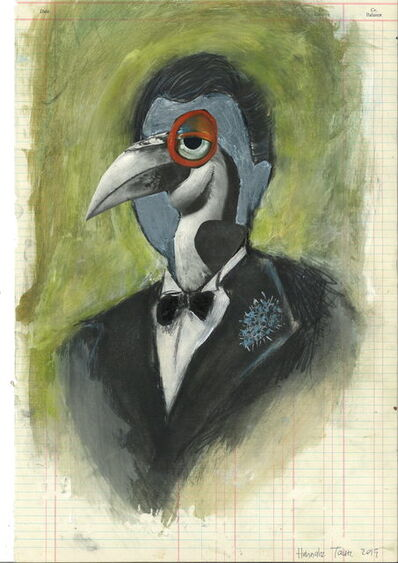 Hannalie Taute, 'Groot Vogel', 2019